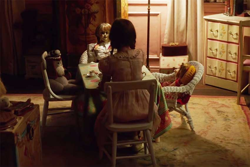'Annabelle: Creation' Stars Didn't Want To Be In Same Room As Doll