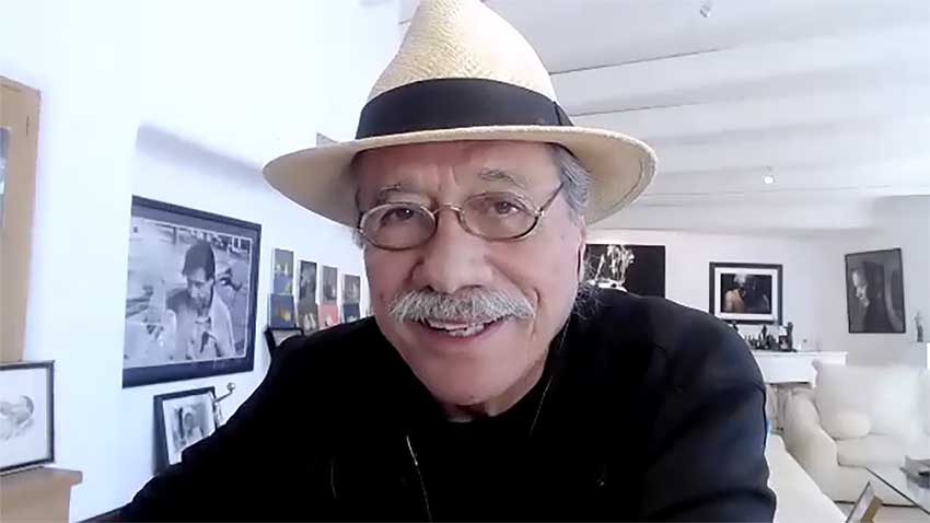 Interview: Edward James Olmos