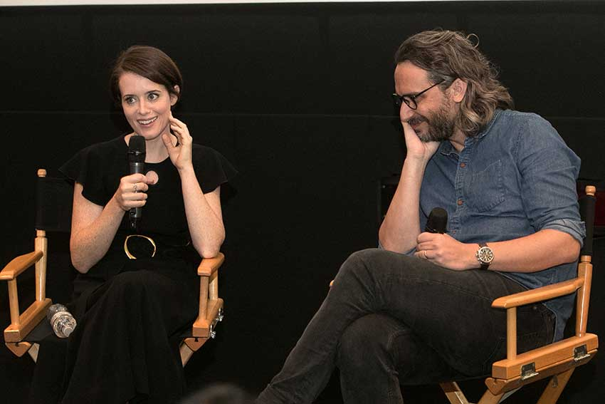 'The Girl in the Spider's Web' Sneak Peek With Claire Foy and Director Fede Alvarez
