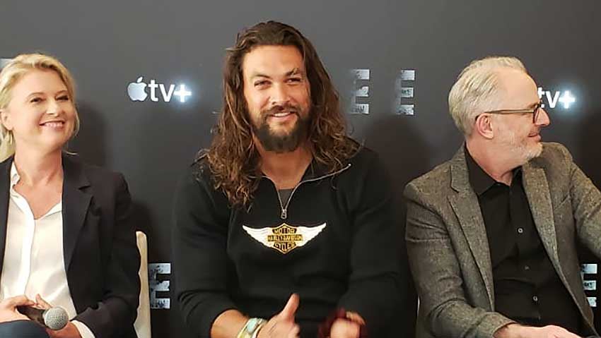 Jason Momoa Interview