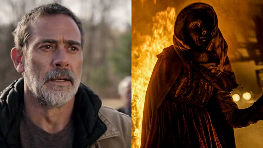 What Scared Jeffrey Dean Morgan  in 'The Unholy'