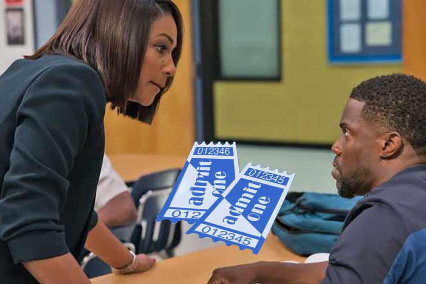 Watch 'Night School' Starring Kevin Hart in 9 Cities Nationwide