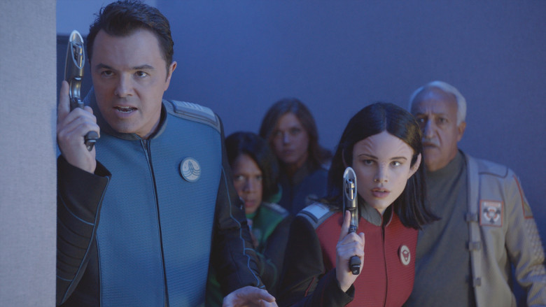 Meet The Aliens From Seth MacFarlane's 'The Orville'