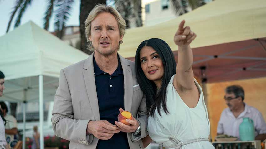 Bliss movie Salma Hayek Owen Wilson