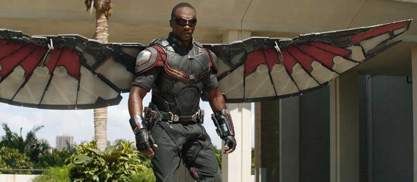 CaptainAmerica CivilWar Falcon AnthonyMackie