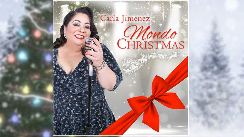 Carla Jimenez Holiday Album Mondo Christmas