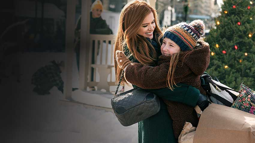 Godmothered Isla Fisher Disney Plus