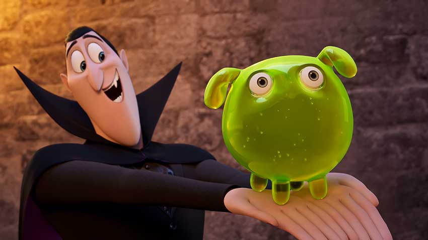Hotel Transylvania Monster Pet Short film