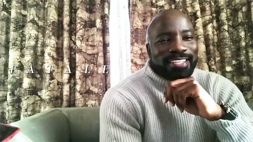 Mike Colter Interview CineMovie 850