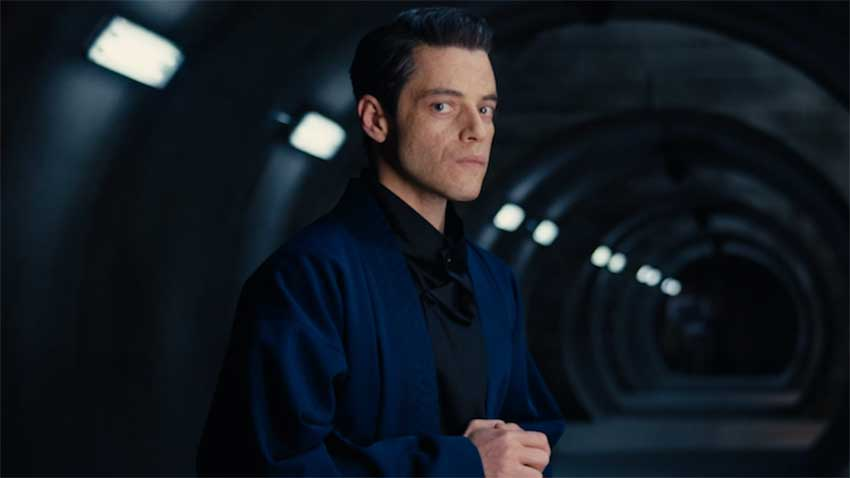 Rami Malek No Time To Die