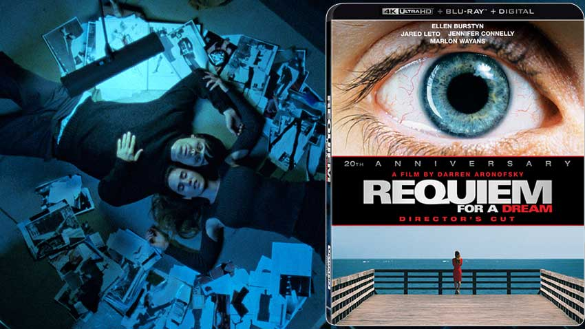 Requiem for a Dream Jared Leto Jennifer Connelly