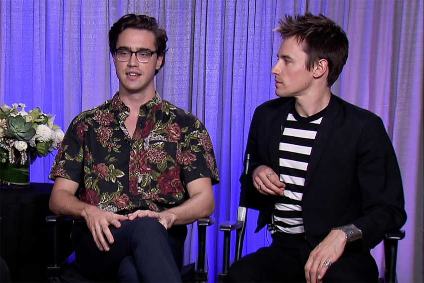 Rocky Horror Picture Show FOX Reeve Carney Ryan McCartan