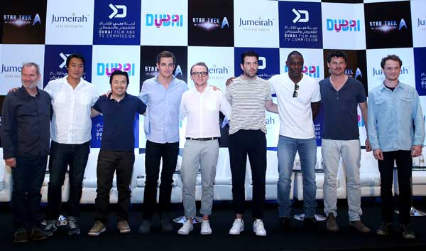 Star Trek Beyond Dubai Conference image