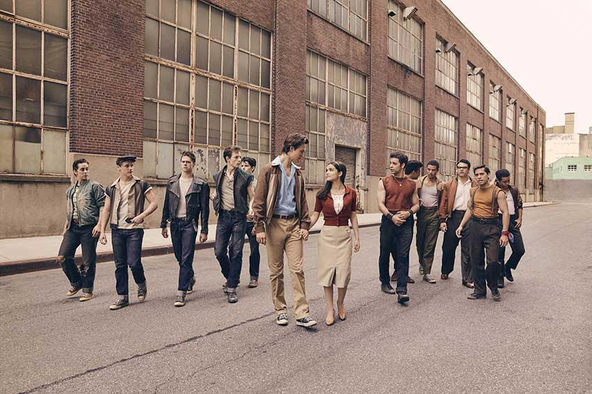 West Side Story First Look Steven Spielberg