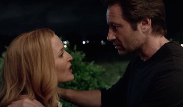 Gillian Anderson, David Duchovny are Scully and Mulder in X-Files revival